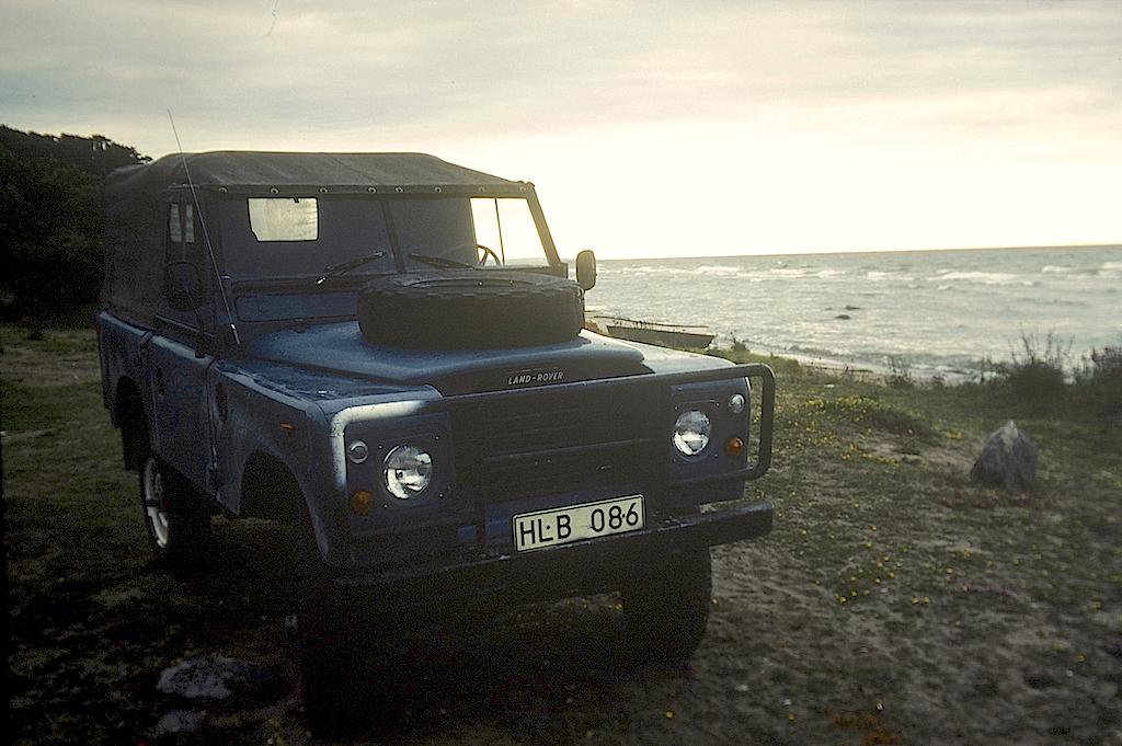 Land Rover 88 1973