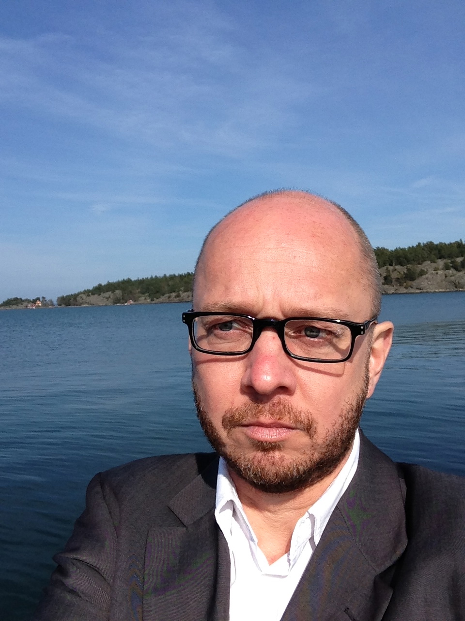 Jag i Nynäshamn