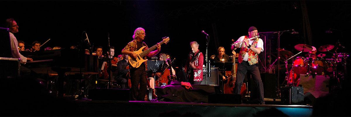 Jethro Tull på scen 2007