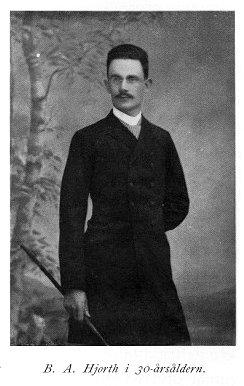 Företagaren B. A. Hjorth