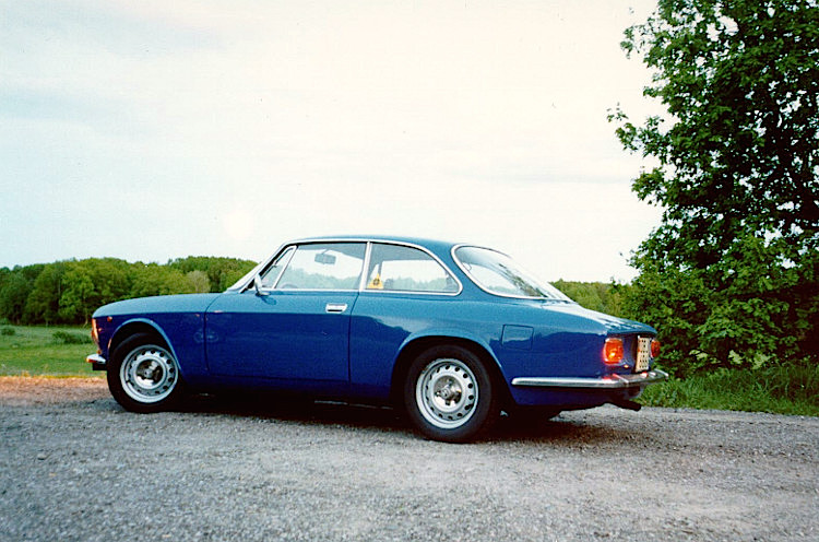 Alfa Romeo GT Junior 1300 1972