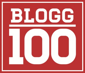 Blogg 100-logotyp
