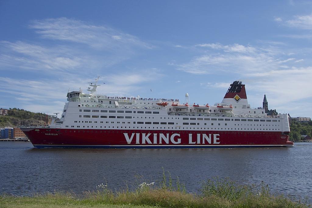 Finlandsbåt
