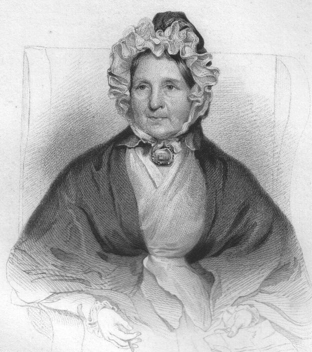 Mrs. Frances Dunlop of Dunlop
